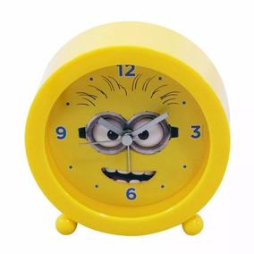 786a3444e9e Relogio Despertador Minions - Relógios no Mercado Livre Brasil