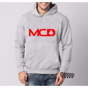 Moletom More Core Division Mcd Masculino E Feminino Canguru 867448206bb