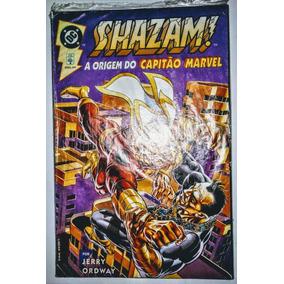 Hq - Shazam! A Origem Do Capitão Marvel
