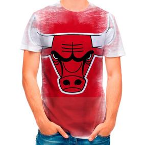 Camisa Basquete Feminina Chicago Bulls - Calçados 7fc2f99c32b