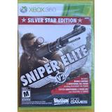 Sniper Elite V2 Silver Star Edition Xbox 360 Play Magic