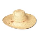 Chapéu De Palha Clássico Carandá - Un