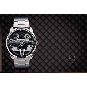 9548b211247 Volante Mercedes Clk - Relógio Masculino no Mercado Livre Brasil