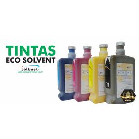 Kit Tinta Nova Eco 4x 500 Ml Jetbest Original =c-m-y-k