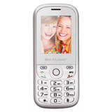 Celular Multilaser Up 2 Chips Mp3-mp4 Branco/rosa - P3293