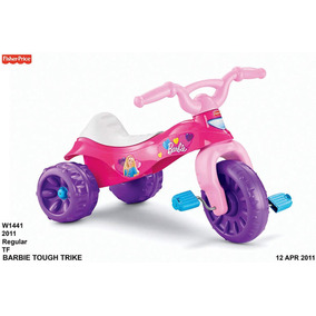 Triciclo Fisher Price Barbie