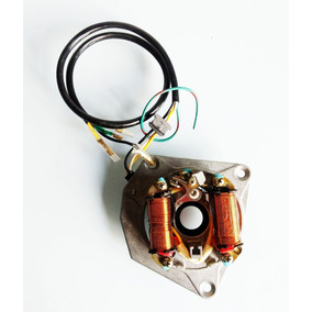 Estator Mesa Do Magneto 12v Honda Cg 125 83/91 Moto Bor