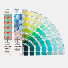 Pantone Color Bridge Set Coated & Uncoated Gp6102n