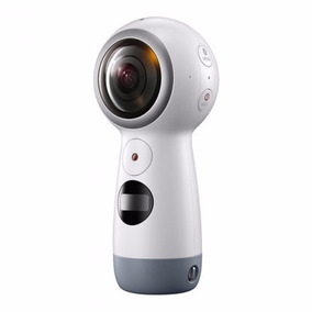 Câmera Samsung Gear 360 2017 4k Wi-fi Bluetooth Sm-r210