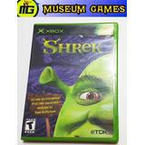 Shrek Xbox Original Completo Local !!!