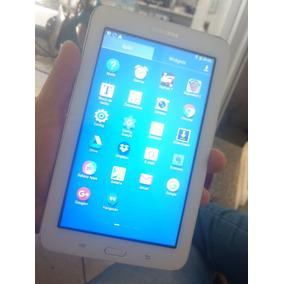 Tablet Samsung Tab 3 Tela Trincada