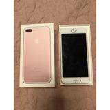 Iphone 7 Plus , Gb 128 Gb , Nota Fiscal , Perfeito Estado
