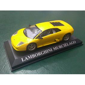 Lamborghini Murcielago - Coleção Carros De Sonho - Ixo 1:43