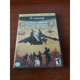 Juego Original Star Wars Nintendo Gamecube(estado Disco 7/10