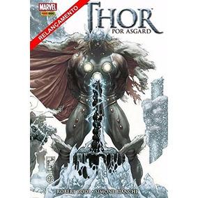 Hq Thor - Por Asgard - Robert Rodi - Panini