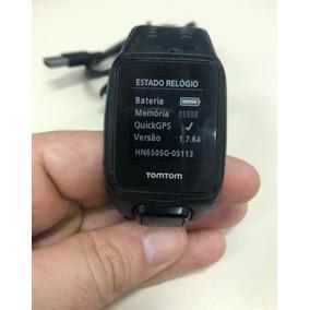 76e9a3f386c Pulseira Tomtom Runner Cardio - Joias e Relógios no Mercado Livre Brasil