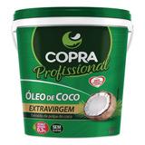 Balde Oleo De Coco 3,2 Litros Extra Virgem Copra Oferta