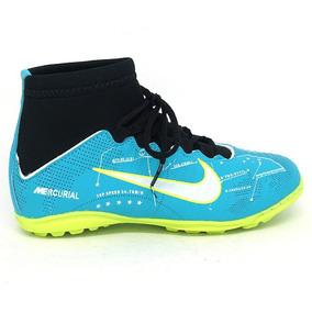 670acd683b Chuteira Nike Cano Alto Infantil - Chuteiras Nike no Mercado Livre ...