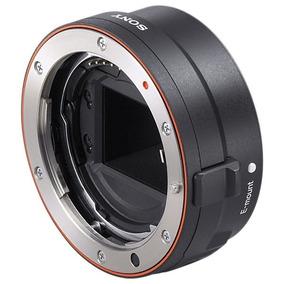 O Adaptador De Montagem De Câmera Sony Alpha La Ea1