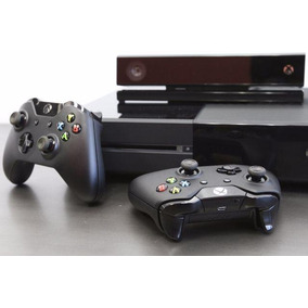 Xbox One 500gb 2 Controles Kinect + 2 Jogos Garantia 3 Meses