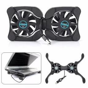 Base Fan Cooler Moderno Desplegable Laptop 14¨ Consola 8694