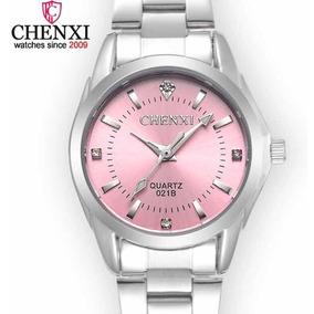 Relógio De Luxo Chenxi Cx021b Para As Mulheres