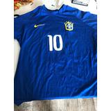Camisa Seleção Brasileira Azul 2014 no Mercado Livre Brasil 520a1bf340a66