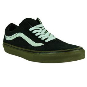 e9938e88642 Tênis Masculino Vans Old Skool Sola Vulcanizada - Black medi