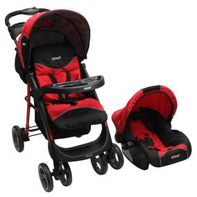 Carriola Messina Red Curve Baby Paseo Niños Bebes Viaje