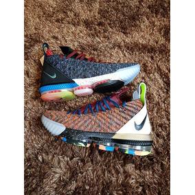 Tenis Nike Lebron James 16 Pronta Entrega