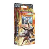 Colección Cartas Pokemon S&m Burning Shadows Lycanroc Td