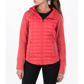 Chaqueta The North Face Dama Endeavor Thermoball Jk Melonred
