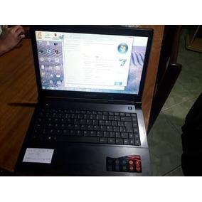 Notebook Megaware Meganote 4gb De Ram - Usado