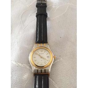 14099e3bcff Relógio De Pulso Feminino Em Plaquê De Ouro Bucherer Swiss. Usado - São  Paulo · Relógio Bucherer. R  350