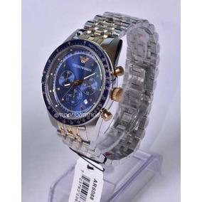 6ff1efacdbc Relógio Emporio Armani Ar6088 Original + Caixa + Garantia