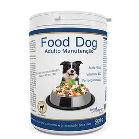 Food Dog Adulto Manutenção 500 G Val:08/20