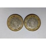 Moneda 10 Pesos Año 2000 Y 2001 Escasa