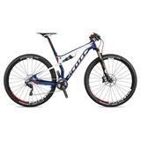 Bicicletas Scott Spark 910 2015 Shimano Xt Fox Syncros Usada