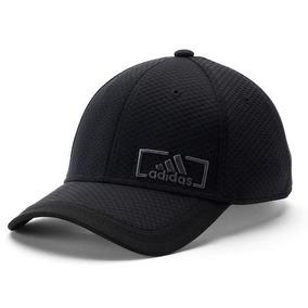 Gorra Estructurada Stretch Fit adidas Para Hombre Negro L Xl 4a78bb29032