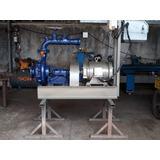 Conjunto Motobomba Irrigação
