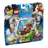 Lego Chima Speedors 70113 - Combates De Chima