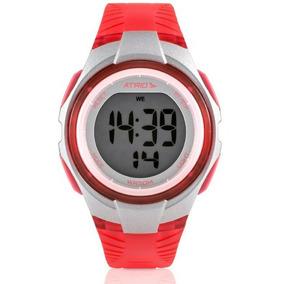 c943b0220e1 Relógio Digital Feminino - Relógios De Pulso no Mercado Livre Brasil