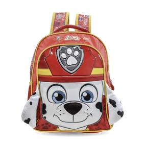 6acd164be Kit Mochila Patrulha Canina Marshall - Mochilas Escolares Sem ...