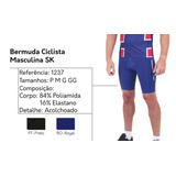 Bermuda Ciclista Masculina Sk