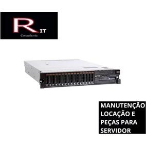 Servidor Ibm 3650 M3 X3650 64gb Igual Dell R710 - 2 Xeon