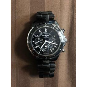 2f90230cbe42 Reloj Chanel J12 Automatico Negro Precio - Reloj de Pulsera en ...