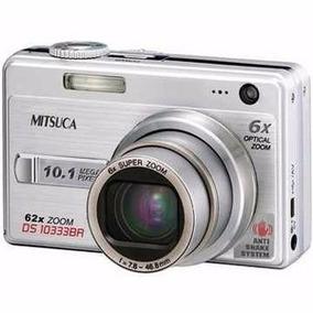 Camera Digital Mistuca 10.1mp Ds10333br