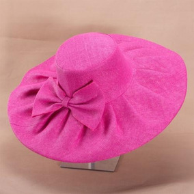 Hot Pink - Mujeres Ropa Kentucky Derby Todo Ala Boda Ig-8301