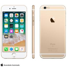Iphone 6s Dourado Tela 4,7 4g 32 Gb Câmera 12 Mp Mn112bra