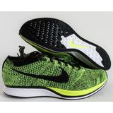 online store b44b9 2c15f Championes Nike Flyknit Racer ( Talle 13 Us )